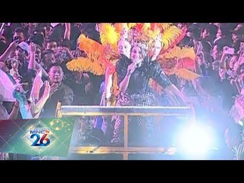 Wah Terbaik! Via Vallen Nyanyi SAYANG di Atas Mobil - Kilau Raya MNCTV 26 (20/10)