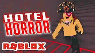 ROBLOX INDONESiA | It'S The Most HORROR HOTEL I've ever visited 😂