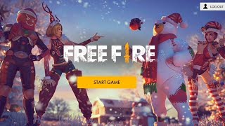 1 Hours | Free Fire Old Song Winterland Christmas Theme Song - Garena Free Fire