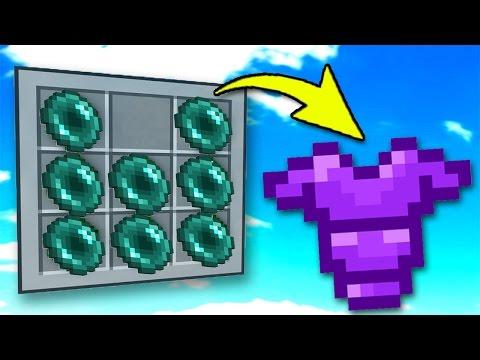İNSANLARIN %99.99'U BU ZIRHLARI BİLMİYOR! (Minecraft)