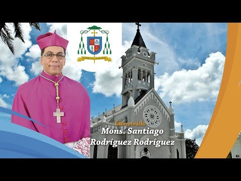 Ordenación del Nuevo Obispo de S.P.M., Mons. Santiago Rodriguez Rodriguez