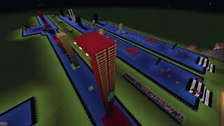 Minecraft ANW: Minecraft American Ninja Warrior Season 1 Episode 4 Stage 1