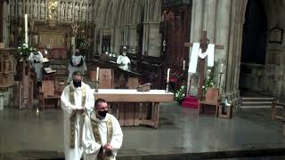 Saturday 3 April - Easter Vigil from Southwark Cathedral