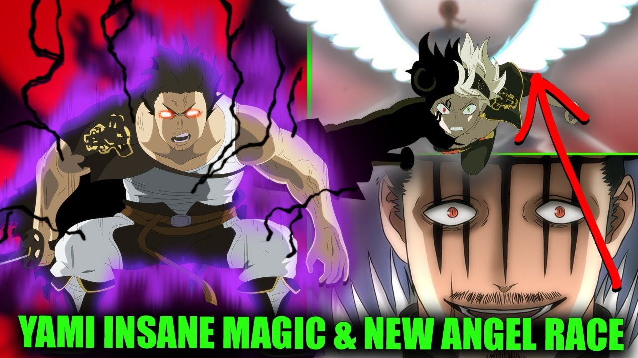 Black Clover S Yami Unreal Time Skip Magic Asta Yami Vs Dante A New Angel Race Theory Explained Youtube Damien novachrono is the only son of the sorcery emperor, julius novachrono, and his late you are a time magic user, whose similar to julius novachrono the wizard king. black clover s yami unreal time skip magic asta yami vs dante a new angel race theory explained