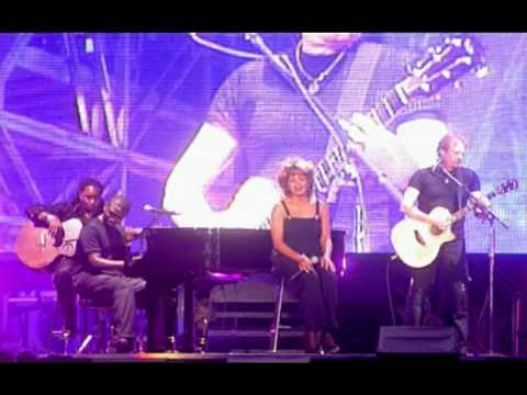 16   Tina Turner   Try A Little Tenderness   LIVE