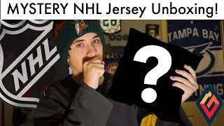 MYSTERY NHL Adidas Jersey Unboxing! (Hockey Jersey Review & Thoughts)