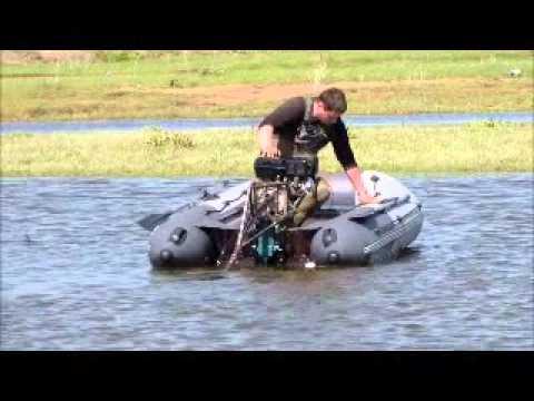 как сделать электромотор для лодки своими руками