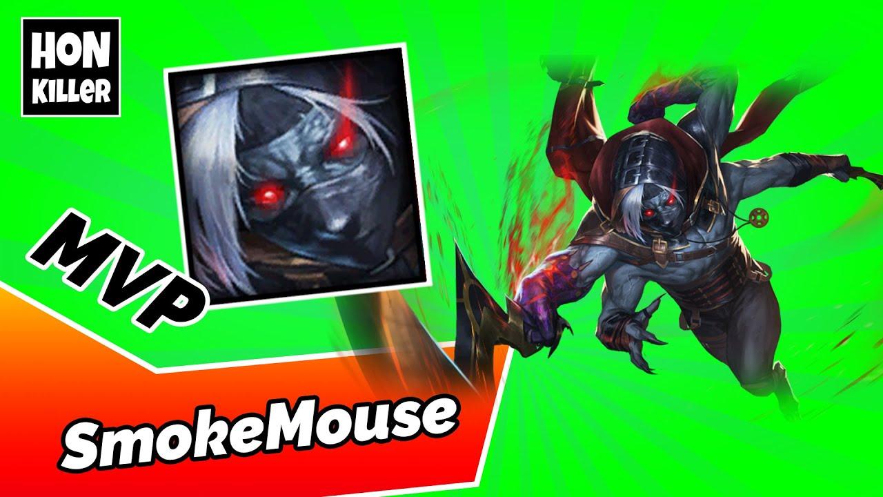 HoN Goldenveil Gameplay - SmokeMouse - 31 Kills