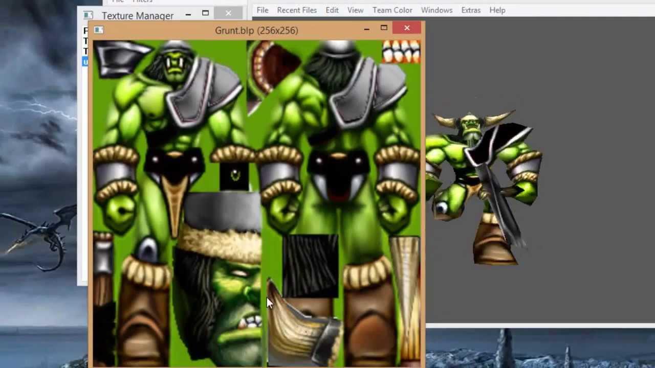 Warcraft 3 model editor collision shape - 30