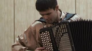 Вальс Марго (Р. Гальяно) - исполняет баянист Вячеслав Абросимов