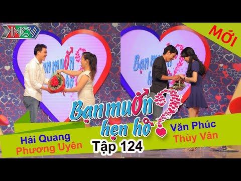 BẠN MUỐN HẸN HÒ - Tập 124   Phương Uyên - Hải Quang   Văn Phúc - Thùy Vân   14/12/2015