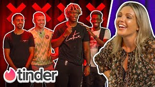SIDEMEN TINDER: WHY THE GIRLS SAID NO