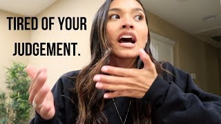 Please, You Don't Know My Situation. || NICOLE ELISE