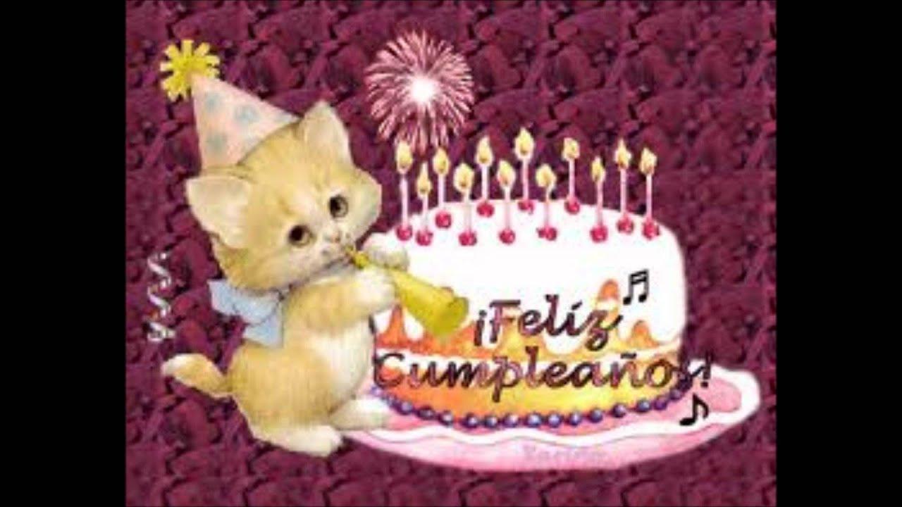 feliz Cumpleaños Jenny YouTube