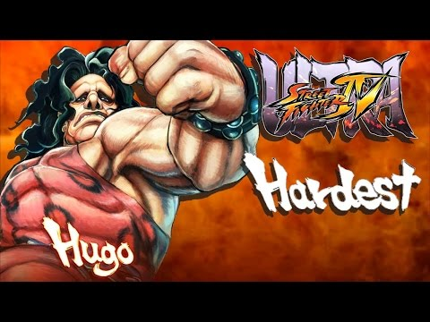 Ultra Street Fighter  IV - Hugo Arcade Mode (HARDEST)