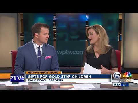 Christmas for Gold Star kids