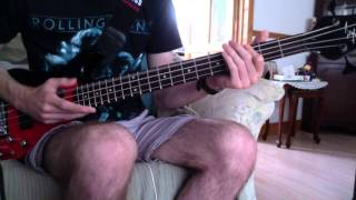 I Wanna Get A Gun (1974) - Bill Wyman Bass Cover