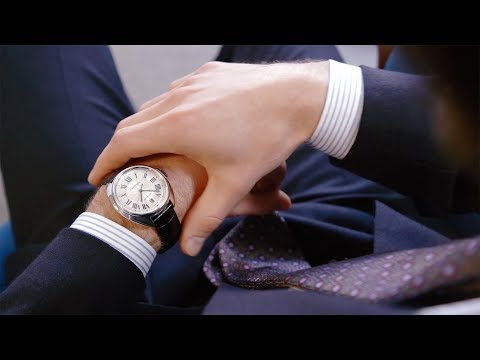 We asked these sharp dudes to tailor a suit to a watch. Went pretty well.