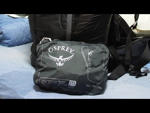 34c558ea544 Osprey Airporter Review + How To Protect Backpack When Checked As Luggage  While Travelling