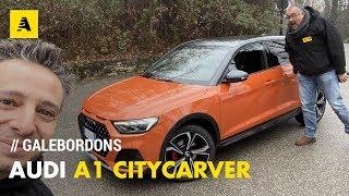 Audi A1 citycarver | Cinque centimetri che cambiano molto...
