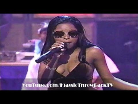 Foxy Brown Get Me Home Live 1997