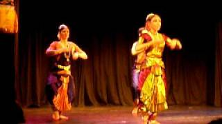 Indian semi-classical dance - Mahaganapathim