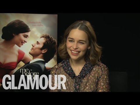 Game of Throne's Emilia Clarke stars in Me Before You | Glamour UK