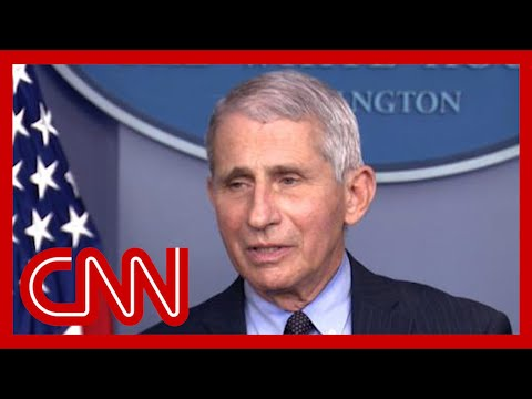 Dr. Anthony Fauci gives update on Biden administration vaccine efforts