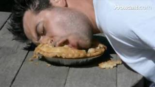 How to Win a Pie Eating Contest