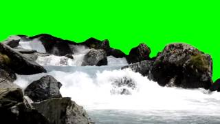 Waterfall 1   Green Screen HD 1080p   Video Backgrounds   Video Dailymotion