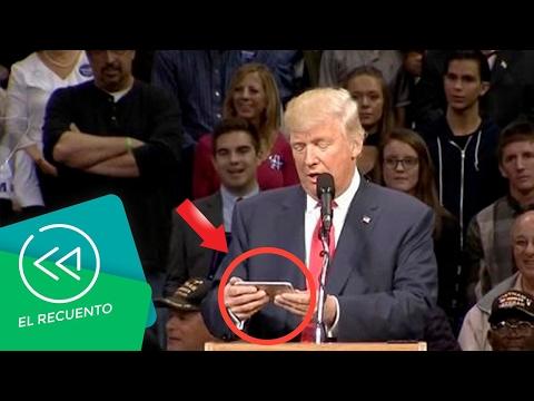 Donald Trump finalmente abandona su Galaxy S3