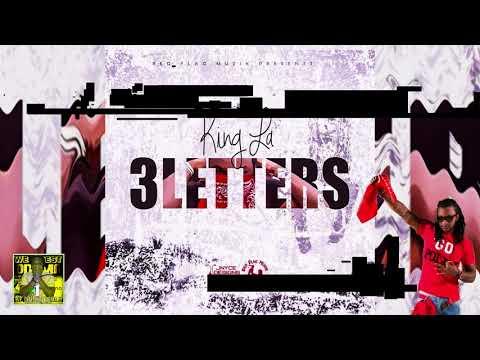 King Laj - 3 Letters ( Official Audio )