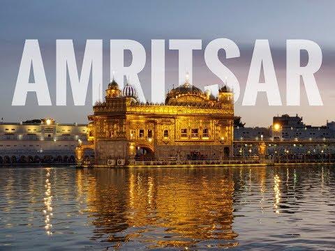 The HOLY CITY of AMRITSAR I Travel Video I Motivational Artworks I 2019 I