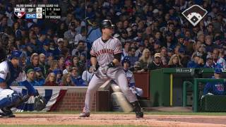 MLB NLDS 2016 San Francisco Giants at Chicago Cubs Game 2