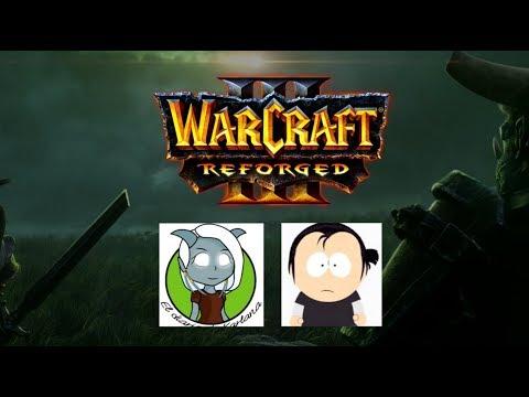 Con J de Jaina | Ep 1 | Warcraft 3 radio