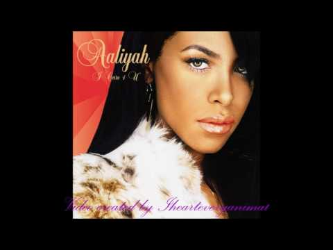 Aaliyah Are You That Somebody (Audio Only)