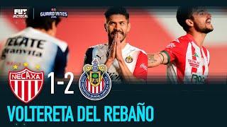 Necaxa 1-2 Chivas | Resumen y goles | Guardianes 2020 de la Liga MX