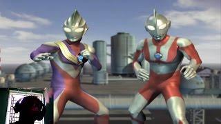 Sieu Nhan Game Play   Giới thiệu game Ultraman eluvation 3   game siêu nhân điện quang