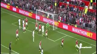 manchester united 3 1 liverpool 12 9 2015