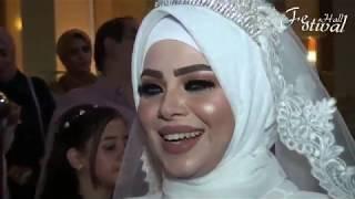 بسم الله اكبر | العروسة محجبه | زغروطه حلوه  زفة ومهرجان رقص في فستيفال