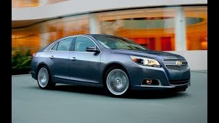 How to Chevy Malibu GMC Detailed Review and Tutorial
