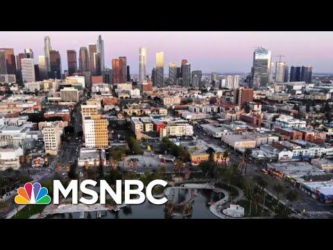 Air Pollution Drops Around The World Amid Coronavirus Lockdowns | All In | MSNBC
