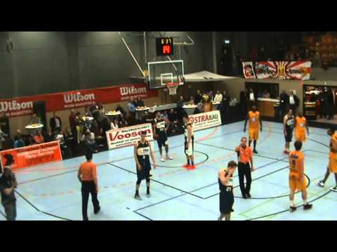 2014 Anthony Pettaway#11 Schwelm vs. Oldenburg 2.BUndesliga Germany FULL GAME
