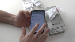 LG G3 Kullanıcı incelemesi - LG'nin yeni çıkan G3 modeli akıllı telefonu kullanıcı incelemesi.