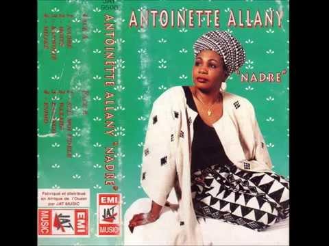 ANTOINETTE ALLANY (Nadré - 1995)  B01- Sois Moi Fidèle