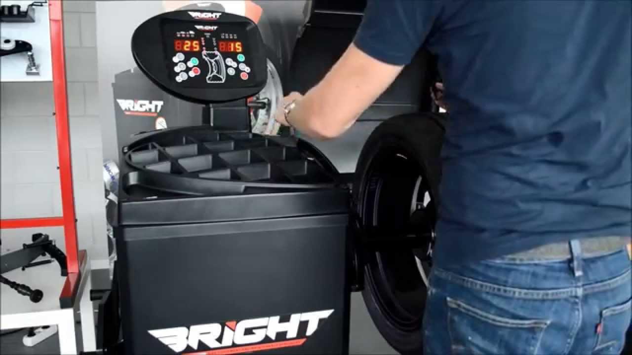 Bright Cb67 Training Aluminium Velgen Balanceren In Alu2 Programma