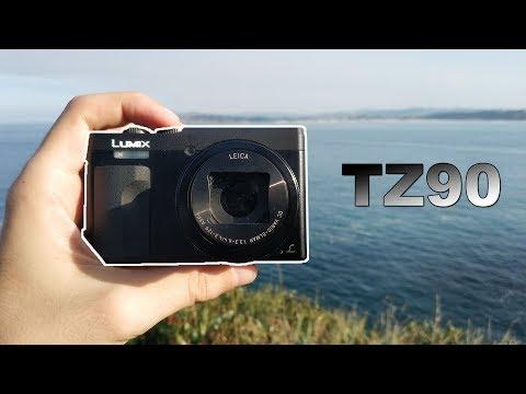 Panasonic TZ90, la cámara compacta avanzada para viajeros