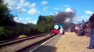 Nene Valley Railway 2011.08.28 16.42 Thomas Coupling