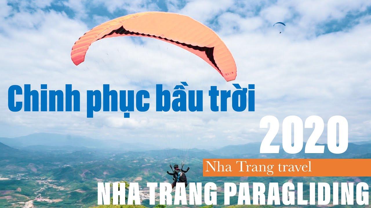 Nha Trang paragliding club l Một ngày cùng câu lạc bộ dù lượn Nha Trang l Nha Trang travel 2020