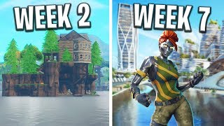 THE FORTNITE MAP IS CHANGING FOR SEASON 5! - Fortnite: Battle Royale